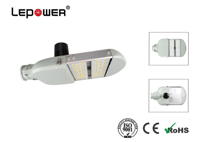 70w Smart Street Lamp Save Energy 70% , Warm White Led Street Lights For Urban Roads